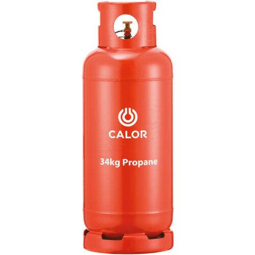 34kg propane