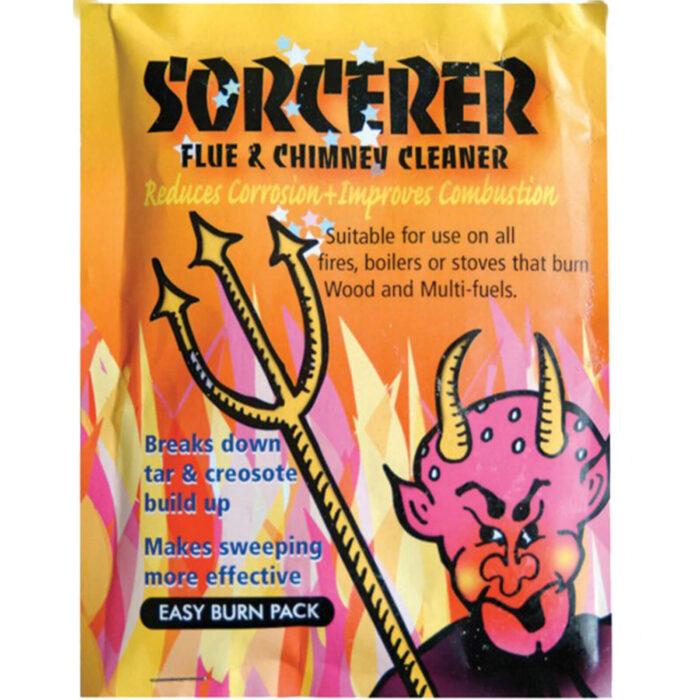 SCORCHER CHIMNEY CLEANER