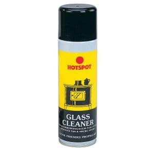 hotspot glass cleaner aerosol