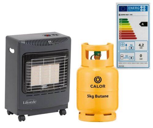 mini cabinet heater bundle grey heatforce