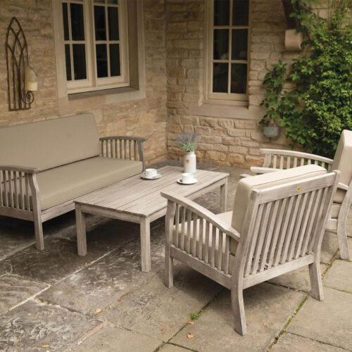 ballygally lounge set on patio